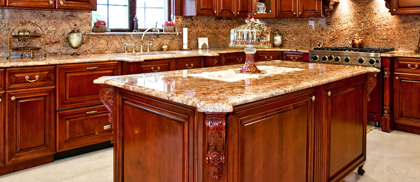 Granite Kitchen Countertops: Granite Countertop Dos And Don ...