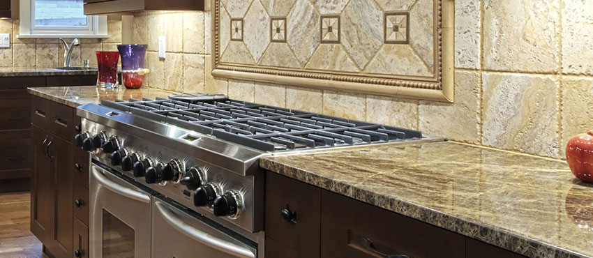 How to Bring Back Shine to Granite Countertops