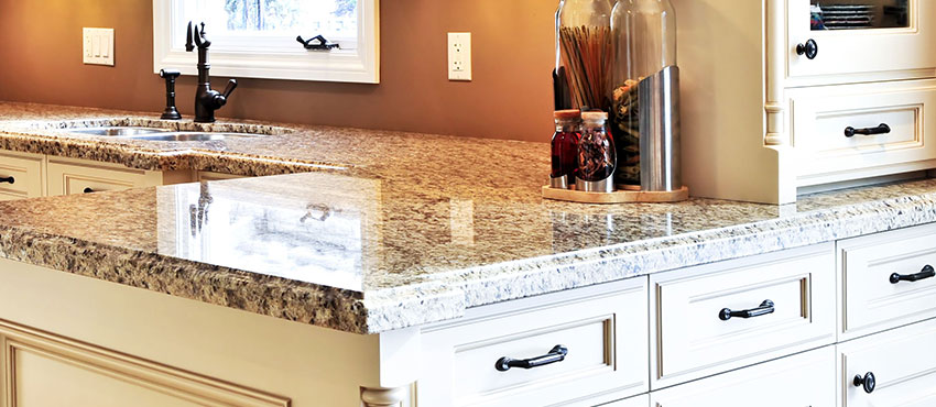 installing kitchen countertops | Richstone Marble and ...