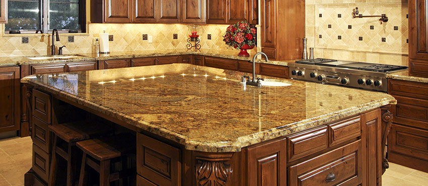 How Are Granite Countertops Attached?