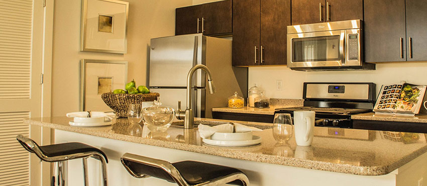 Quartz Kitchen Countertops And Other Easy To Maintain ...